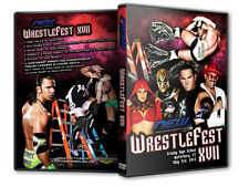 NEW Wrestling: Wrestlefest XVII DVD, Matt Hardy TNA WWE The Godfather Maria