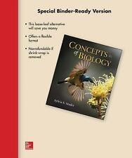 Loose Leaf Version for Concepts of Biology by Sylvia Mader (2013, Book, Other)