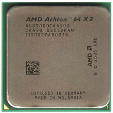 AMD Dual Core CPU Athlon 64x2 5000+ 2.6GHz Socket AM2+