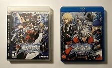 BlazBlue: Calamity Trigger and Bonus discs (PS3, 2009)