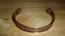 Copper Magnetic Bracelet Rheumatic Healing, style4 - ideal gift for Xmas