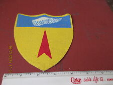 WWII USAAF 36 TH  FIGHTER GRP 9 TH AAF FLIGHT JACKET PATCH