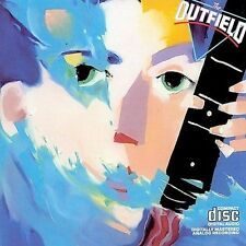 """THE OUTFIELD CD: """"PLAY DEEP"""" 1985"""