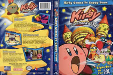Kirby Right Back at Ya Vol 1 Kirby Comes to Cappytown Anime DVD 2002