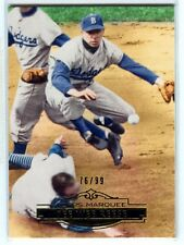 2011 Topps Marquee Gold Parallel #/99 - PEE WEE REESE [24] - Brooklyn Dodgers