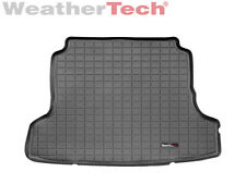 WeatherTech® Cargo Liner Trunk Mat for Nissan Altima Coupe - 2008-2013 - Black