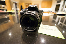 Canon EOS 550D 18.0MP Digital SLR Camera (black) + 18-55mm + 50mm + Lowepro bag