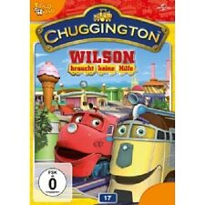 SARAH BALL - CHUGGINGTON VOL.17  DVD KINDER FILM SERIE NEU