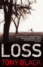 Loss - Tony Black - Paperback - Ex Library Book