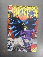 BATMAN SAGA n° 1 - Ed. Play Press - 1995