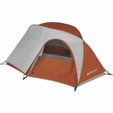 Ozark Trail 1 Person Backpacking Tent Set up Dimensions 7' x 5' Free Shipping