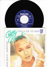 "7"" Patty Brard - Hold on to Love ----"