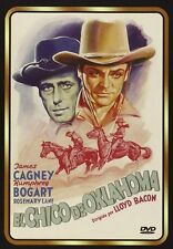 THE OKLAHOMA KID (1939) **Dvd R2** James Cagney, Humphrey Bogart