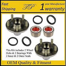 Front Wheel Hub & Bearing & Seal Kit For 2003-2008 SUBARU FORESTER (PAIR)