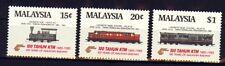 Malaysia 304/06 Eisenbahn postfrisch