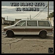 "THE BLACK KEYS -El Camino LP 180g Vinyl 45 rpm + CD + 7"" RSD Ltd 3500 Copies EX"