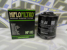 NEW Hiflo Oil Filter HF183 for Piaggio 125 Vespa GTS 2007-2015 / LX 2005-2010