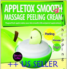 TONYMOLY Appletox Smooth Massage Peeling Cream 80g - US SELLER
