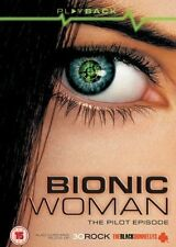 Bionic Woman: Pilot Episode DVD Michelle Ryan Miguel New Sealed UK Release R2