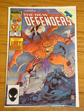 DEFENDERS #152 VOL1 MRV SCARCE SECRET WARS X-FACTOR APP FEBRUARY 1986