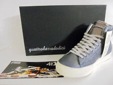 "SNEAKERS ""QUATTROBARRADODICI "" Donna.Size 37 .Sconto - 55%.Art.Breeze158.Saldi !"