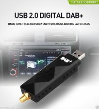 USB' 2.0 Digital DAB+Radio Tuner ReceiverStick- YOU MUST BUY MY CAR STEREO FIRST
