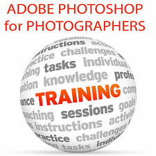 Adobe Photoshop CS6 per i fotografi della parte 2-formazione VIDEO TUTORIAL DVD