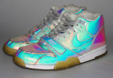 Nike Air Trainer 1 Mid PRM QS Super bowl Limited Rare Max DS Size 12 Hologram