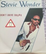 "Stevie Wonder:  Don't Drive Drunk    12""  Tamla Motown"