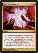 Jeux de massacre (Slaughter Games) VF Mtg Magic #197 Retour Ravnica