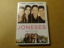 DVD / THE JONESES ( DEMI MOORE, DAVID DUCHOVNY, AMBER HEARD... )