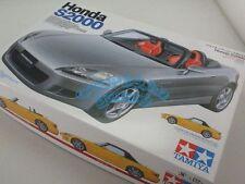 Tamiya 24211 1/24 Honda S2000 Scale ModelKit CA24211 cap