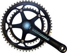 CAMPAGNOLO VELOCE ULTRA COPPIA 10 SPEED SET CATENA 170MM X 39/53T Ciclismo