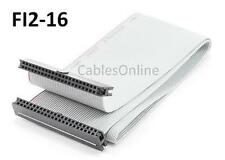 "CablesOnline 16"" IDE 44Pin Amiga A1200/A600/ Laptop 2.5"" Hard Drive Ribbon Cable"