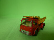 CORGI TOYS 494 BEDFORD TIPPER TRUCK TRACTOR UNIT 1:50? - GOOD CONDITION -