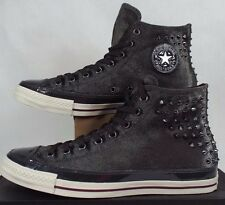 New Womens CONVERSE 9 CT Hi Charcoal Velvet Basketball Shoes 100 141620C Mens 7