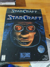 Starcraft Big Box Collector's Edition For PC Video Gaming Complete in Box