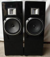 Eigenbau Lautsprecher 2-Wege Boxen mit Pioneer Bändchen-Hochtönern