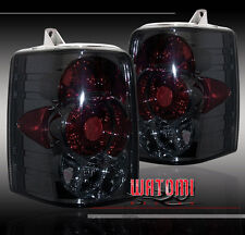 1993-1998 JEEP GRAND CHEROKEE TAIL LIGHTS SMOKE 96 1997