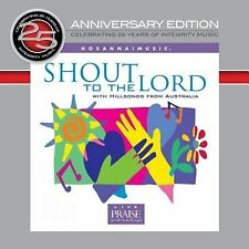 Shout to the Lord by Darlene Zschech (CD, Apr-1996, Hosanna! Music)