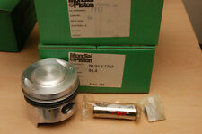 Fiat 124 131 1600 1800 2000 Supermirafiori, pistons, rings, 84mm, New! Kolben
