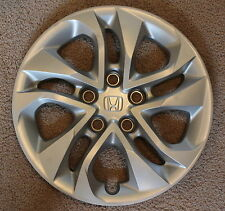 "Genuine Honda Civic hub cap 16"" wheel cover 2014 2015"