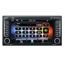 Autoradio DVD GPS Satnav Stereo Headunit For Toyota Hilux Land Cruiser Prado