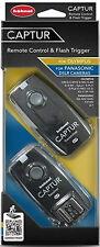 Hahnel Captur Remote Control & Flash Trigger for Olympus/Panasonic.