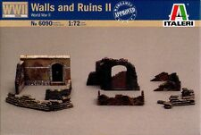 Italeri - Walls and ruins II (World war II) - 1:72