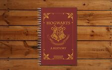 Harry Potter Hogwarts: A History Notebook! Great for Back to School/Gift!