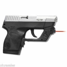 Crimson Trace Red Laserguard Laser Sight for Taurus TCP Pistols - LG-407