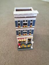Lego Modular Custom Built Post Office