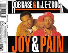 Rob Base & DJ E-Z Rock ‎– Joy And Pain (CD-Maxi, 1989)