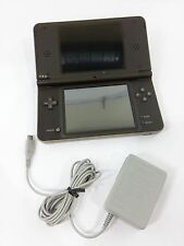 Nintendo DSi XL Black Bronze Handheld Video Game System Console